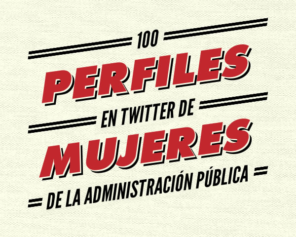 Perfiles Twitter Mujeres AAPP