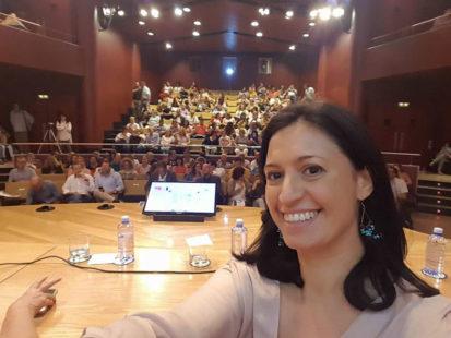 Amalia Lopez Acera - Redes Sociales y Administraciones Publicas - Bio - Congreso