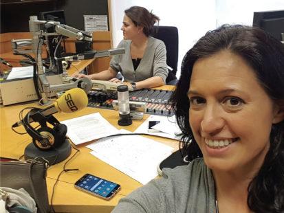 Amalia Lopez Acera - Redes Sociales y Administraciones Publicas - Bio - Radio