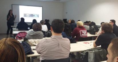 Amalia Lopez Acera - Redes Sociales y Administraciones Publicas - Formacion - Universidad Europea