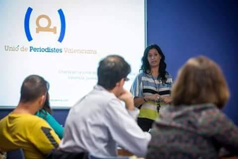 Amalia Lopez Acera - Conferencia UPV