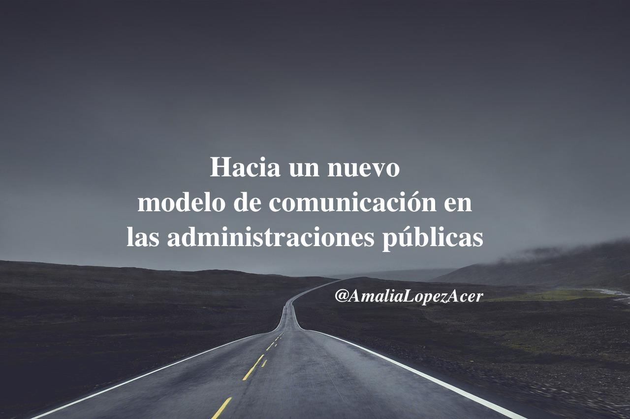Hacia un nuevo modelo de comunicación