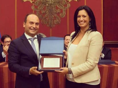Amalia Lopez Acera - Premio Novagob 2018