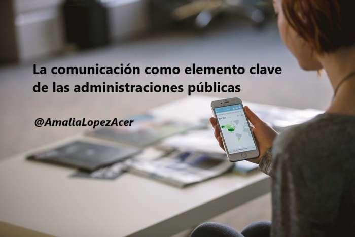 La comunicación como clave de la administración