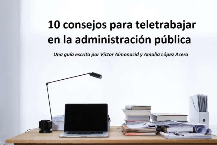 10 consejos administración pública
