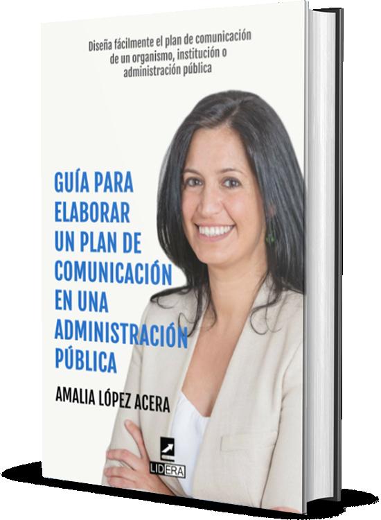 Amalia Lopez Acera - Portada Libro